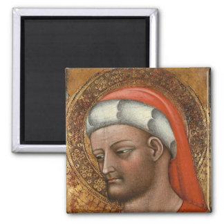 Jefe de St. Cosmas Imán Cuadrado