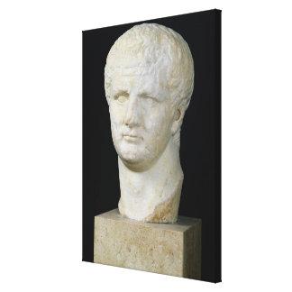 Jefe de Titus Impresiones De Lienzo