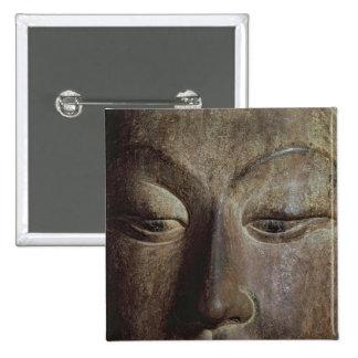 Jefe de un Bodhisattva Pin Cuadrada 5 Cm