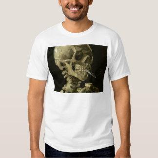 Jefe de un esqueleto poleras