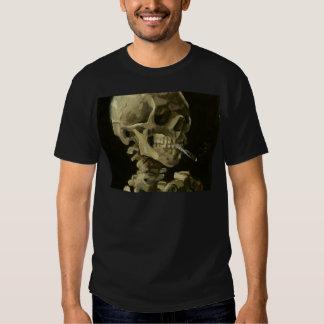 Jefe de un esqueleto remera