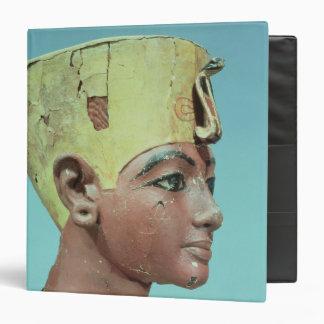 """Jefe de un """"maniquí"""" del Tutankhamun joven"""