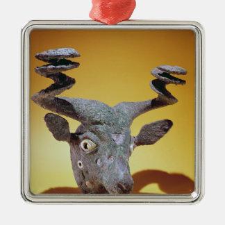 Jefe de una Bull, de Iraq, c.2000 A.C. Adorno De Navidad