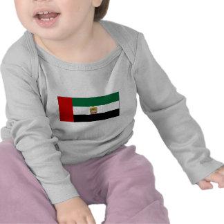 Jefe de United Arab Emirates de bandera del estado Camiseta