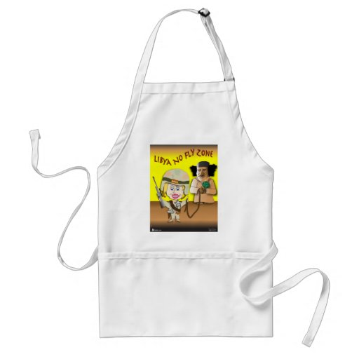 Jefe Hillary Adult Apron