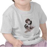Jefe indio - lobo - luna - oso - Eagle Camiseta