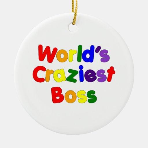 Jefes chistosos divertidos de la diversión: Boss m Ornatos