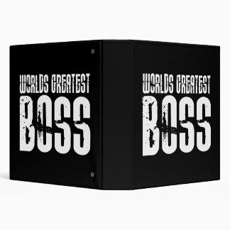 """Jefes divertidos del humor de la oficina: Boss más Carpeta 1 1/2"""""""