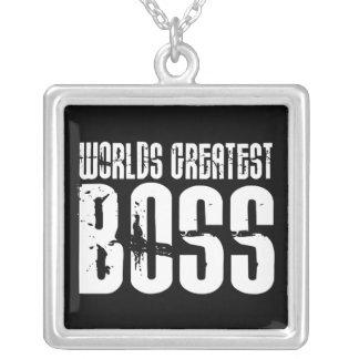 Jefes divertidos del humor de la oficina: Boss más Joyeria
