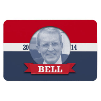 JEFF BELL CAMPAIGN FLEXIBLE MAGNET