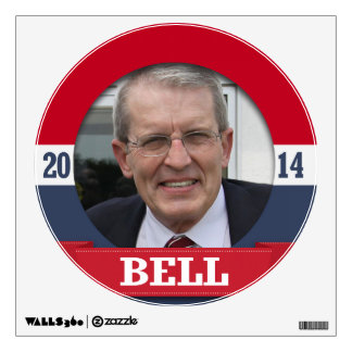JEFF BELL CAMPAIGN WALL GRAPHIC