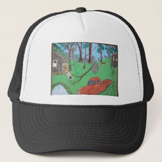 Jeff Bowhunting Trucker Hat