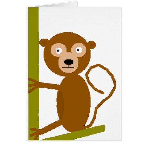 Jeff el mono felicitaciones