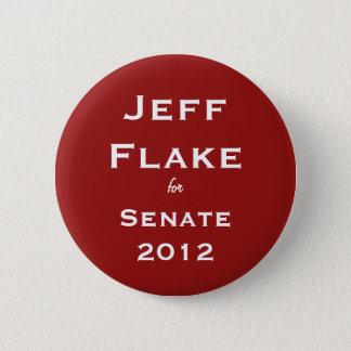 Jeff Flake for Senate Button