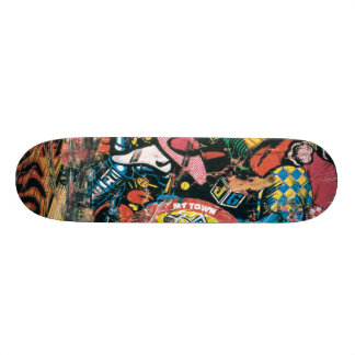 Jeff Grosso · Toybox · Santa Cruz  · 1987 Skateboard