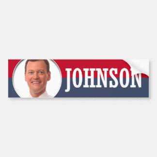 JEFF JOHNSON CAMPAIGN BUMPER STICKERS