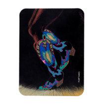 Jeff Leedy | Dancin Boots Magnet