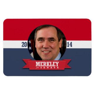 JEFF MERKLEY CAMPAIGN RECTANGLE MAGNETS