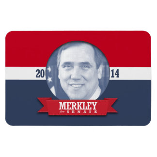 JEFF MERKLEY CAMPAIGN FLEXIBLE MAGNET