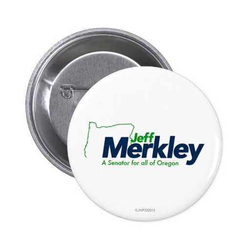 Jeff Merkley para Oregon Pin