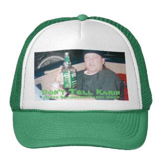 Jeff Olson Wedding Hat