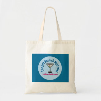 Jeff Resnick Mysteries Tote Bag