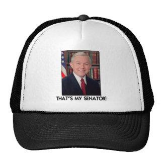 Jeff Sessions, That's My Senator! Trucker Hat