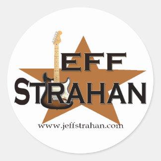 Jeff Strahan Stickers