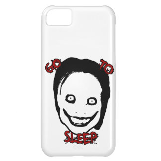 Jeff The Killer iPhone 5C Covers