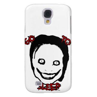 Jeff The Killer Galaxy S4 Cover