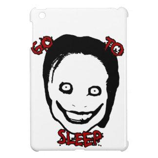 Jeff The Killer iPad Mini Case