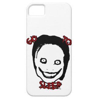 Jeff The Killer iPhone SE/5/5s Case
