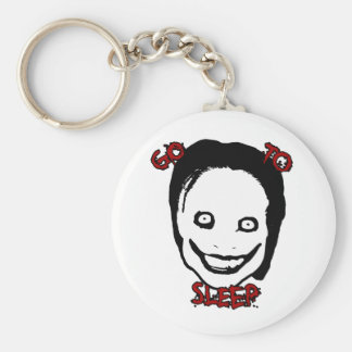 Jeff The Killer Keychain