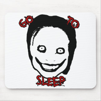 Jeff The Killer Mouse Pad