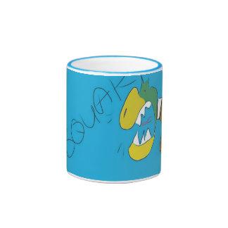 Jeffasaurus-Rex Coffee Mugs