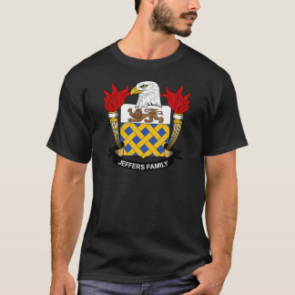 Jeffers Family Crest T-Shirt