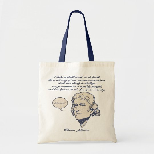 Jefferson1-LTT Tote Bag