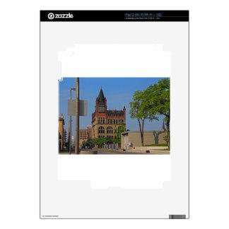 Jefferson and Ontario- horizontal Skins For iPad 2