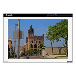 Jefferson and Ontario- horizontal Skins For Laptops