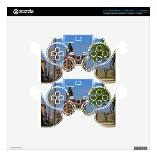 Jefferson and Ontario- horizontal Skins For PS3 Controllers