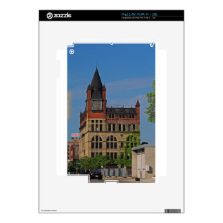 Jefferson and Ontario-vertical Skin For The iPad 2
