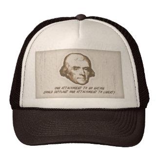 Jefferson - Attachments Trucker Hat
