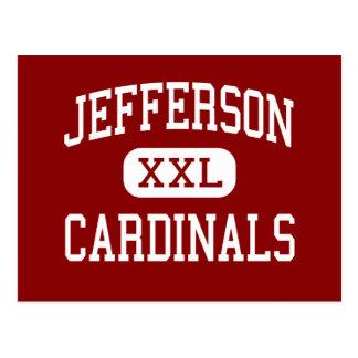 Jefferson - Cardinals - High - Alexandria Post Cards