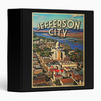 Jefferson City Missouri Binder