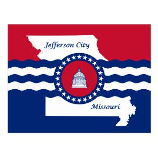 Jefferson City, Missouri, United States Postcard