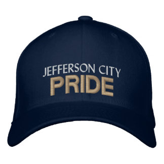 Jefferson City Pride Cap