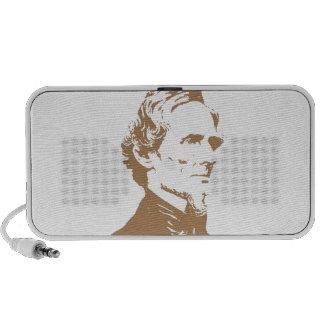 Jefferson Davis iPod Altavoz
