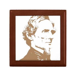 Jefferson Davis Caja De Recuerdo