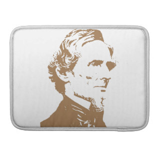 Jefferson Davis Fundas Macbook Pro