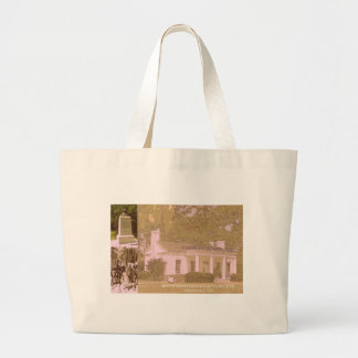 Jefferson Davis Historic Capture Site - Irwinville Tote Bag